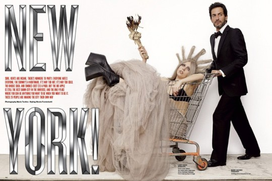 lady gaga e marc jacobs