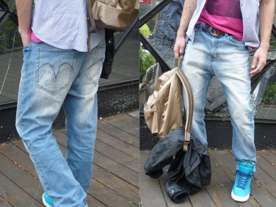 calça triton