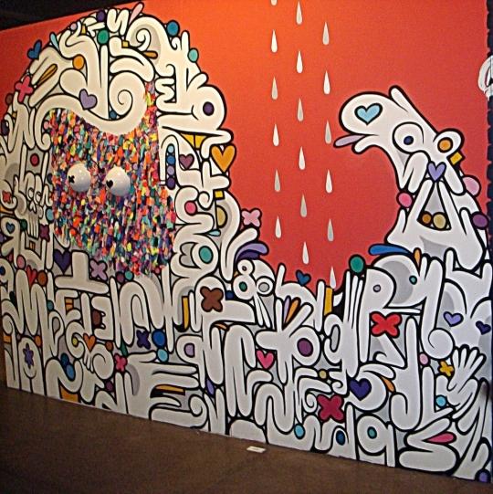 bienal de graffiti