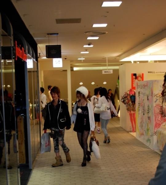 moda toquio