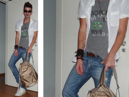 camiseta marc by marc