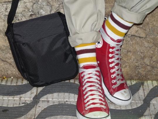 meias american apparel