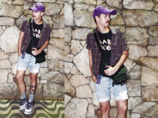 moda para meninos