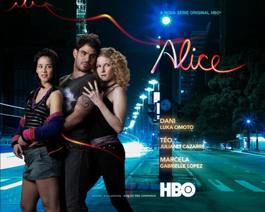 alice na HBO