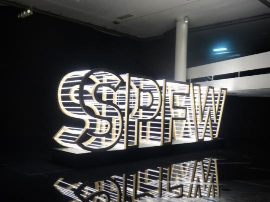 decoração spfw