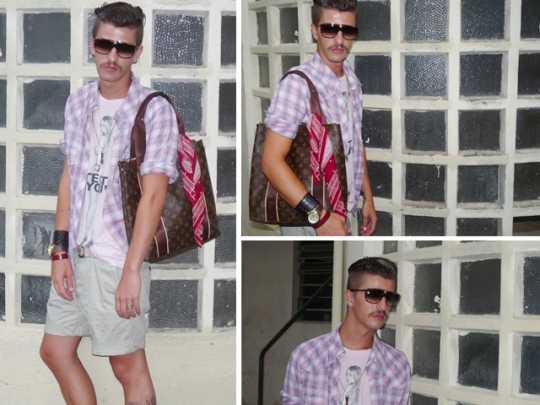 bolsa louis vuitton masculina