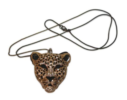 Colar Leopardo R$68