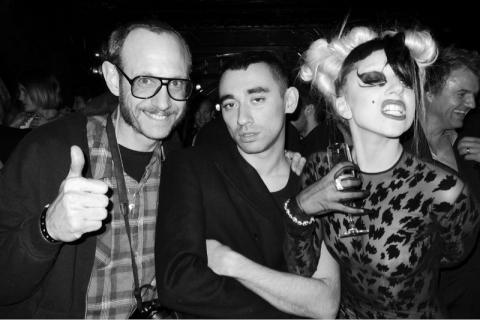 terry richardson | nicola formichetti | lady gaga