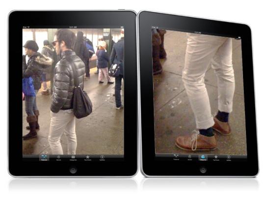 NYC fashion in Action _ vistuissu